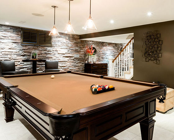 Basements, TJC Construction, Burlington & Oakville