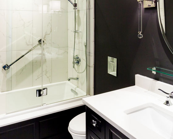 Bathrooms & Ensuites, Burlington & Oakville