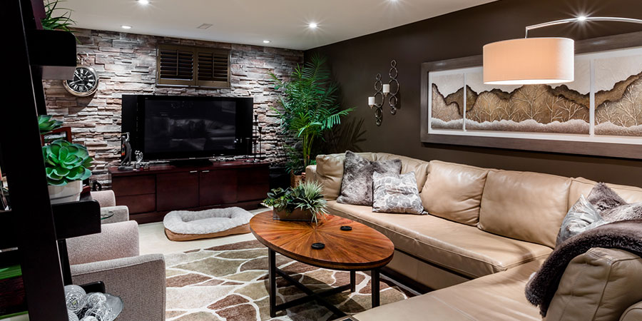 Basement Renovation Burlington Oakville Ontario