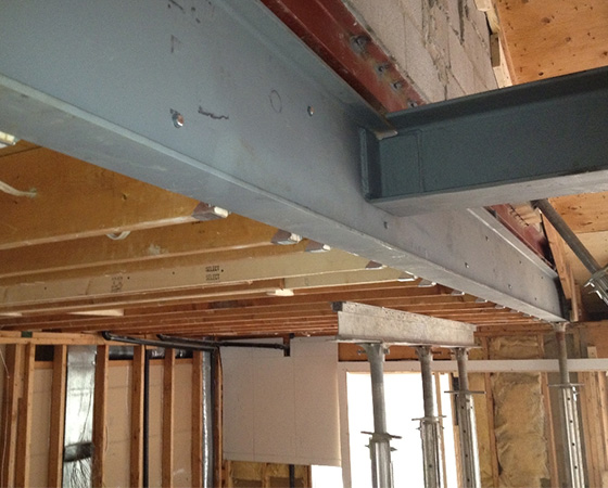 Structural Renovation Project Burlington